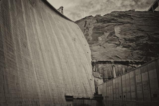 Glen Canyon Dam, Dam, Arizona, Lake Powell