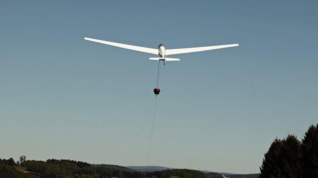 Glider, Start, Glider Pilot, Air Sports, Sport Aircraft