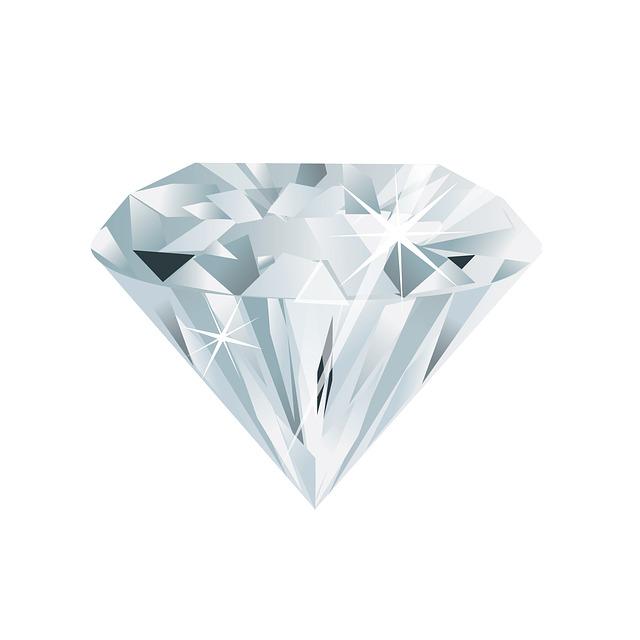 Diamond, Sparkles, Glitter, Shine, Luxury, Silver