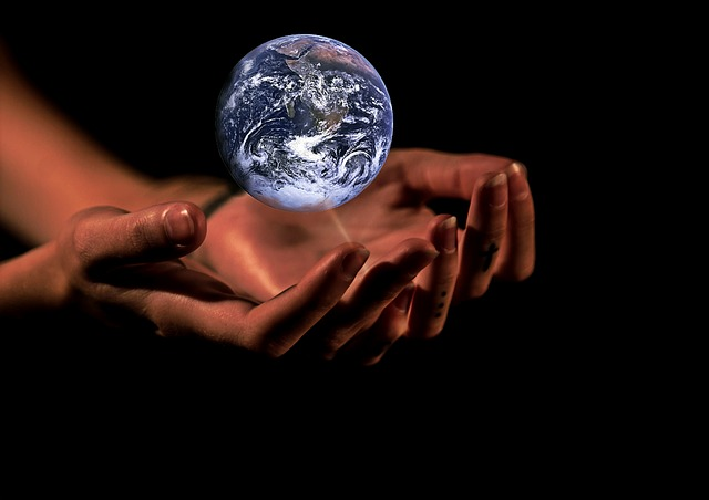 Hands, Globe, Earth, Protection, Planet, World, Global