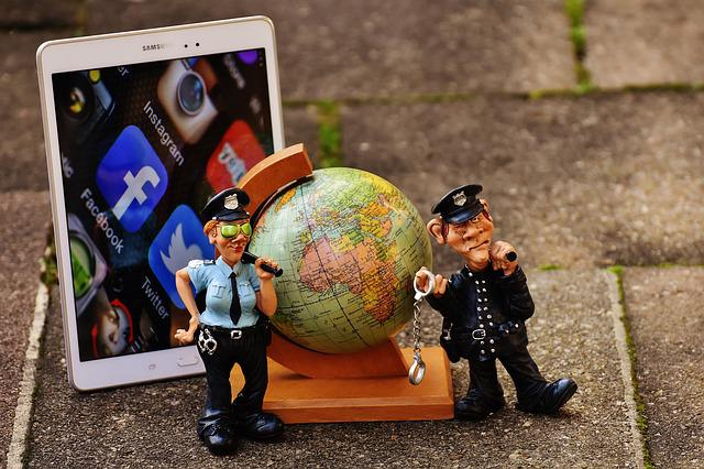 Social Media, Internet, Security, Global, Worldwide