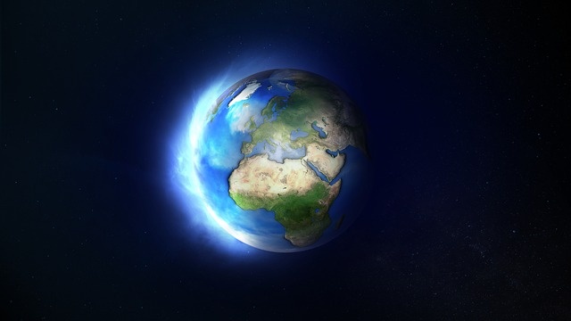 Earth, Planet, Globe, Space, All, Universe, Blue Planet
