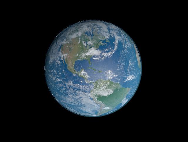 Earth, World, Globe, Planet, Blue, Sphere, America