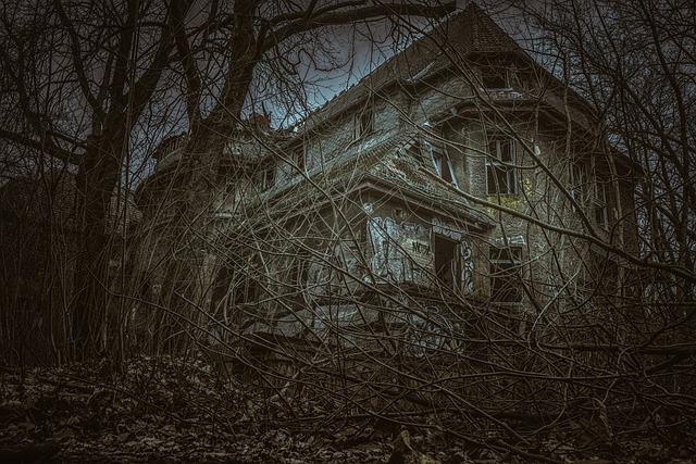 Lost Place, Homes, Leave, Uninhabited, Gloomy, Broken