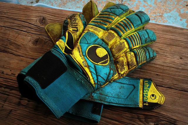 Goalkeeper, Gloves, Goalkeeper Gloves, Sport, Football