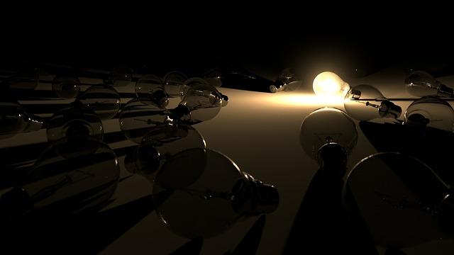 Light, Light Bulb, Glow, Lighting, Lamp, Shed Light