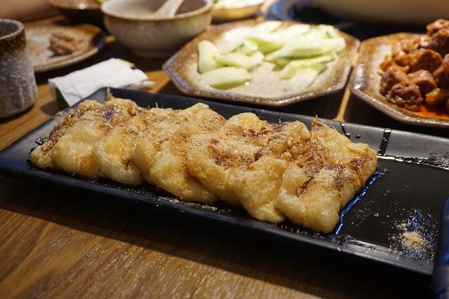 Ciba, Food, Gourmet, Dessert, Glutinous Rice, Chongqing