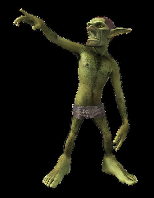 Troll, Kobold, Fantasy, Ears, Fairy Tales, Show, Gnome