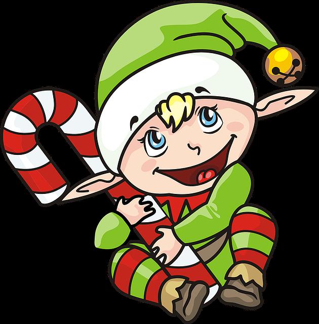 Holidays, Christmas, Elf, Gnome