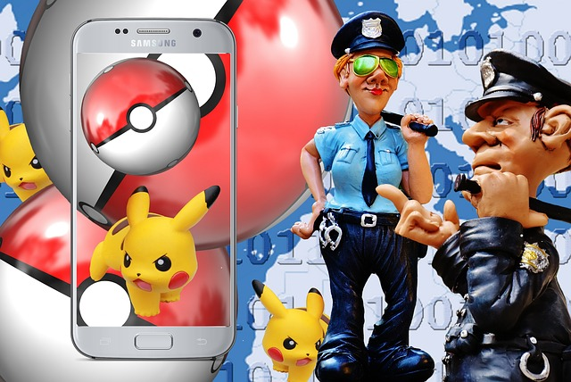 Games, Internet, Pokemon, Start, Go, Smartphone, App