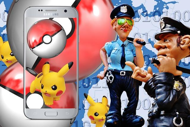 Games, Internet, Pokemon, Start, Go, Smartphone, App