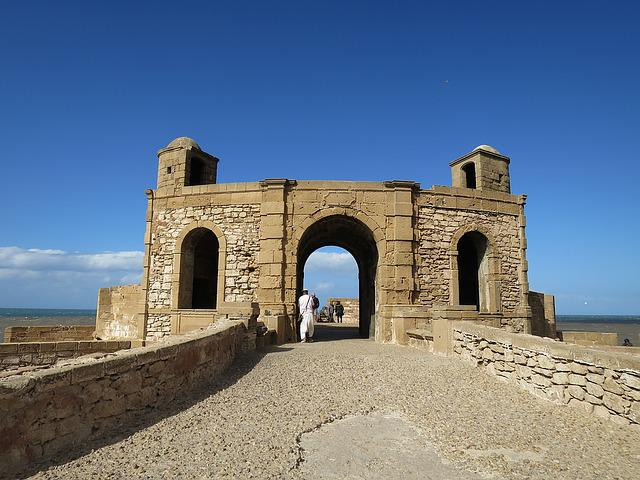 Castle, Morocco, Essaouira, Goal