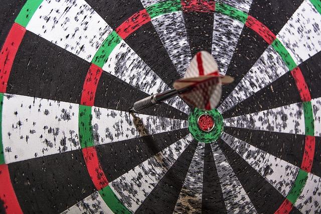 Dart, Arrow, Target, Darts, Goal, Success, Sport