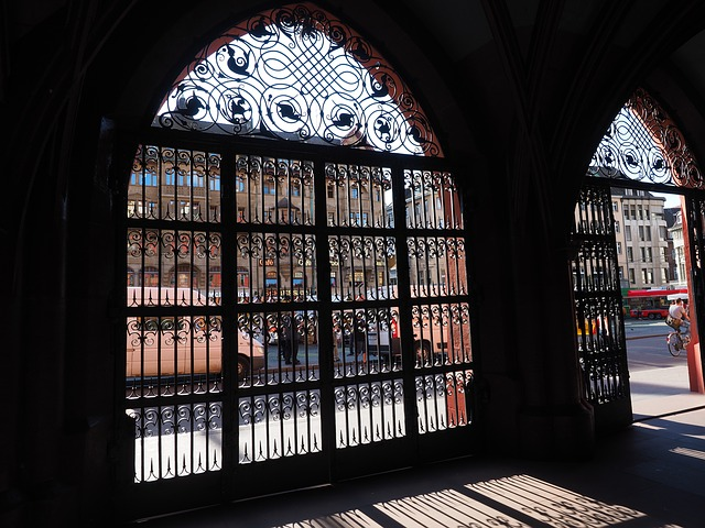 Grid, Gate, Goal, Town Hall, Basel, Input, Gateway