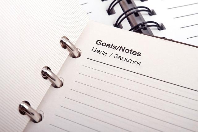Diary, Office, Work, Pen, Notebook, Goals, Notes