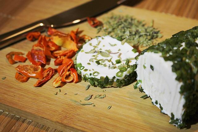 Herbs, Goat Cheese, Cream Cheese, Cheese Preparation
