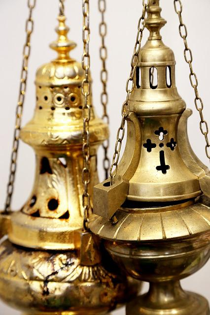 Incense, Mass, Church, Religion, Fire, Harmony, God