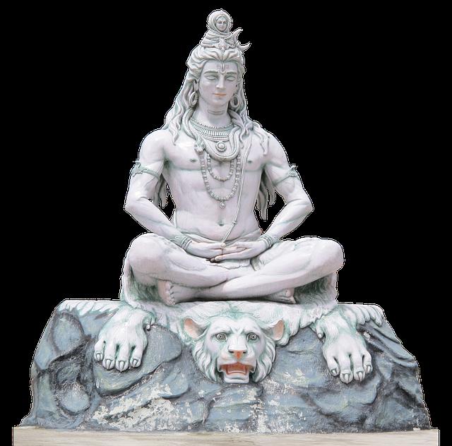 Statue, God, Hindu, Figure, Faith, Stone Figure