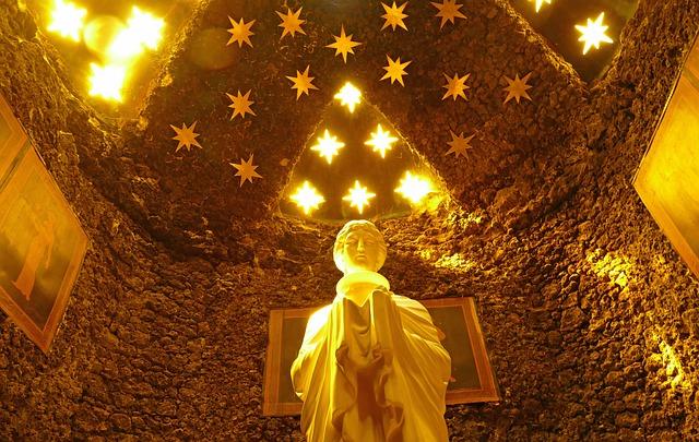 Goddess, Place Of Worship, Vestal, Worship, Statue