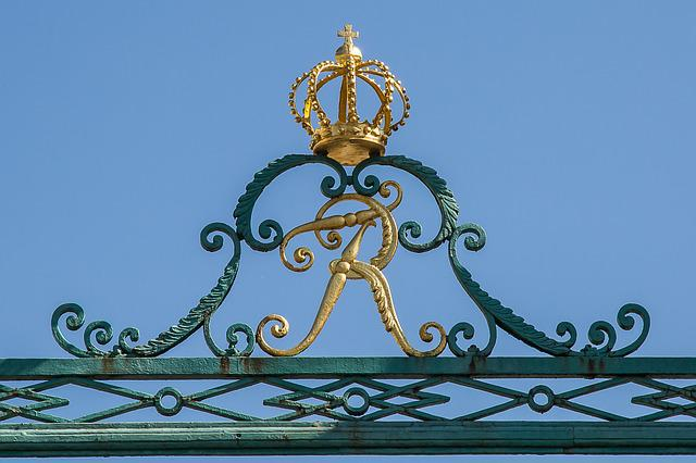 Castle, Ornament, Ludwigsburg Palace, Gold, Prince