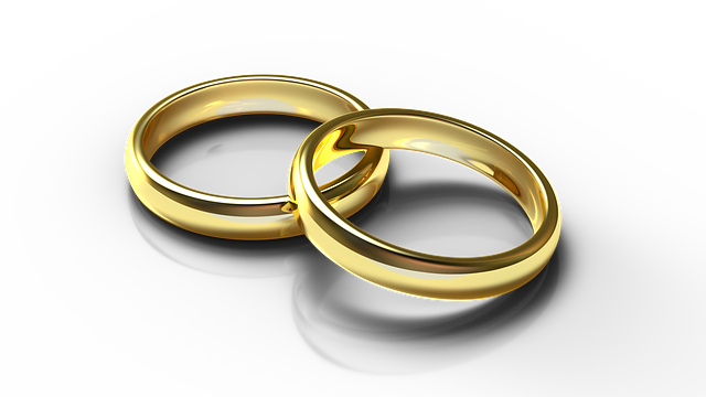 free photo gold ring wedding rings rings marry wedding gold max pixel - Pictures Of Wedding Rings