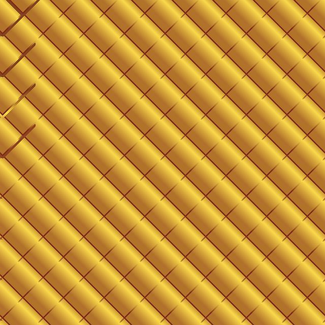 Pattern, Gold, Diamonds, Gold-plated, Yellow, Graphics