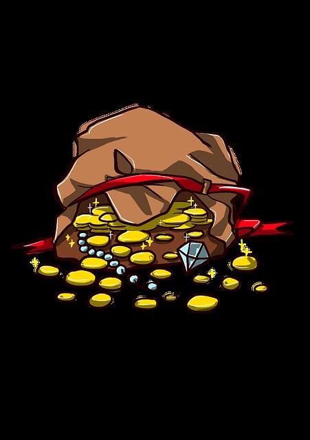 Money, Gold, Treasure, Zenny