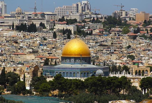 Jerusalem, Worship, History, Holiday, Cities, Golden