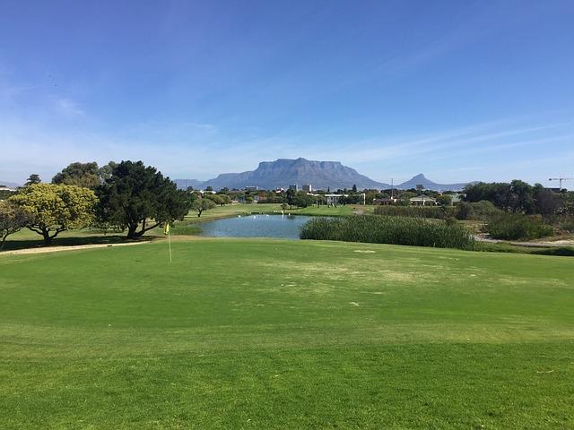 Lawn, Golf, Grass, Golf Club, Summer, Course, Activity