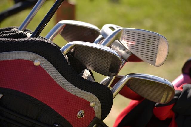 Golf, Sticks, Golfer, Green, Golf Club, Niblick