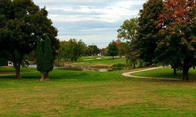 Golf, Wisconsin, Fall