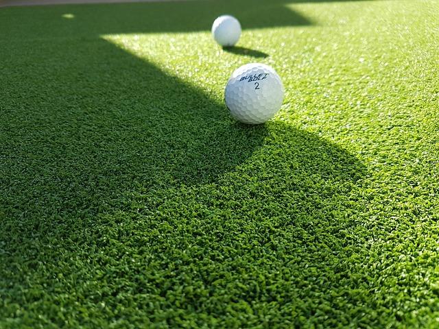 Golf Ball, Golf, Sport
