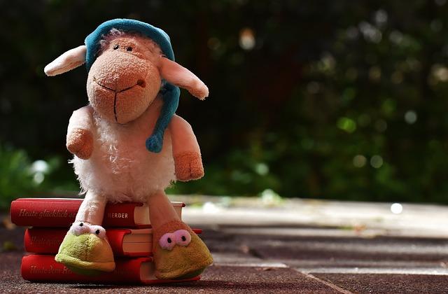 Sheep, Sleepyhead, Plush, Books, Good Night Story, Read
