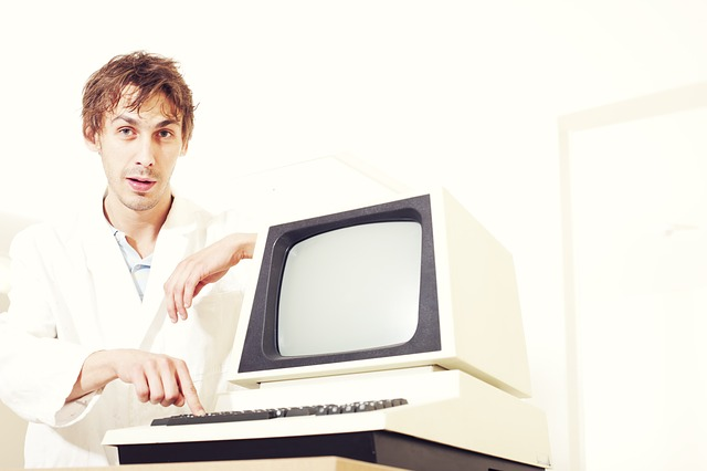 Computer, Programmer, It, Business, Good-for-nothing