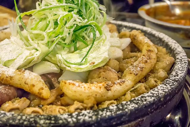Gopchang, Korean, Korean Food, Food, Cooking