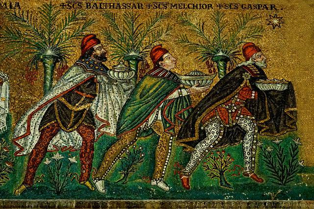 Art, Mosaic, Gorgeous, Shiny Gold, Old, Antiquity