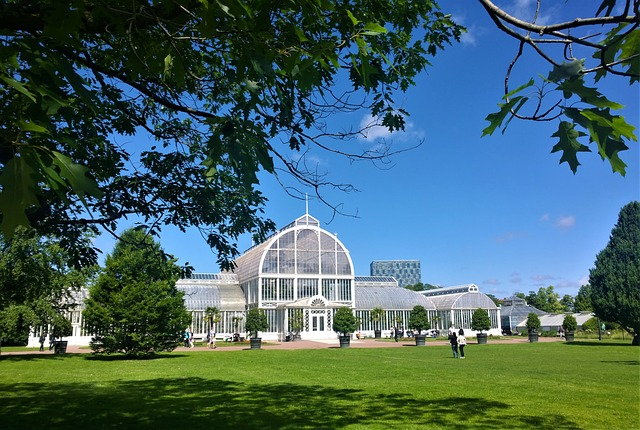Gothenburg, The Palm House