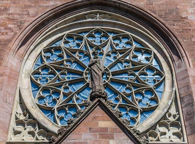 Church, Window, Gothic, Dom, Faith, Church Window