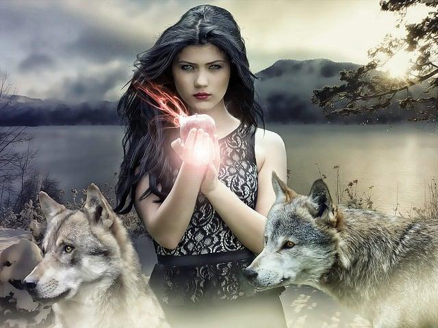 Gothic, Fantasy, Dark, Female, Witch, Fantasy Girl