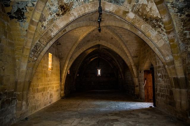 Building, Interior, Light, Architecture, Gothic