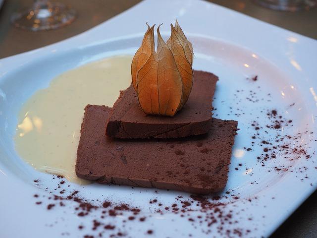 Parfait, Chocolate Parfait, Dessert, Food, Gourmet