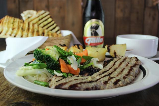 Food, Dish, Gourmet, Dinner, Delicious, Vegetable