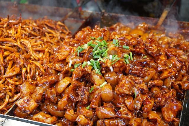 Wuhan, Gourmet, Trotter