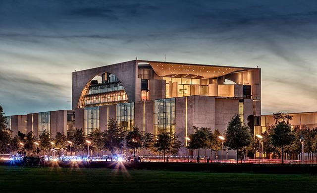 Federal Chancellery, Federal Government, Government