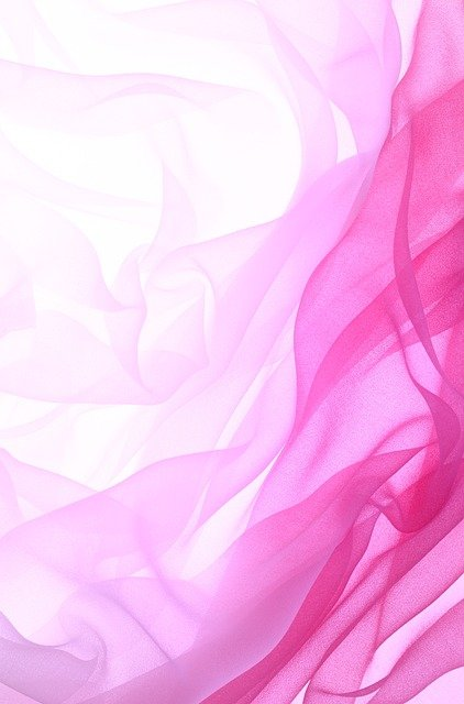 Material, Ink, Artistic Conception, Tulle, Gradient