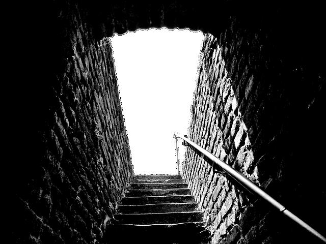 Stairs, Stone Stairway, Upgrade, Rise, Gradually
