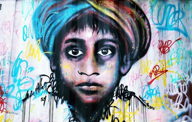 Street, Art, Graffiti, Lisbon, Portugal