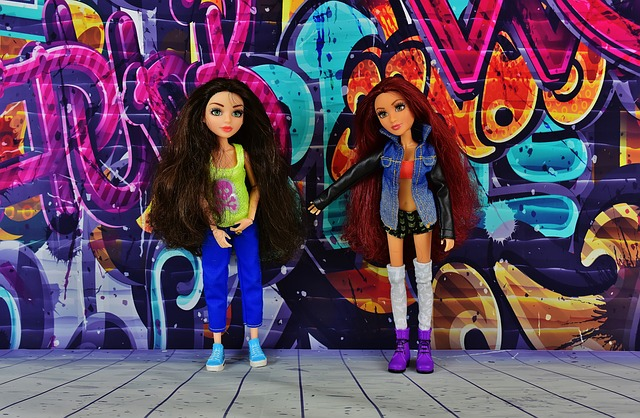 Girl, Friends, Friendship, Graffity Together