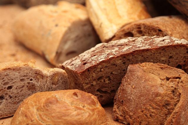 Bread, Roll, Eat, Food, Breakfast, Baked Goods, Grains