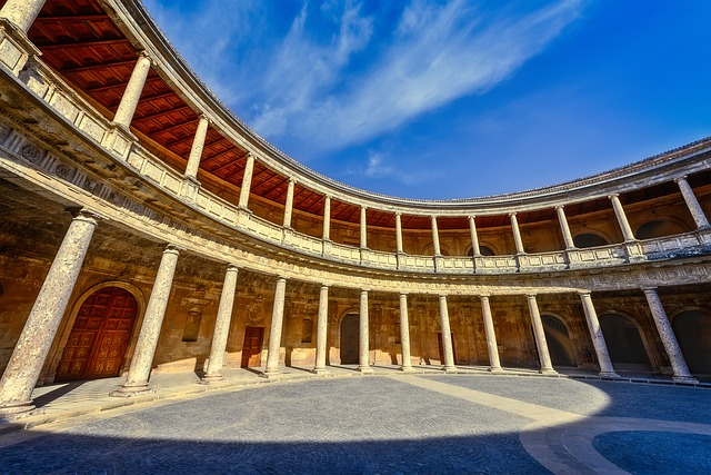 Alhambra, Palace, Andalusia, Granada, Architecture